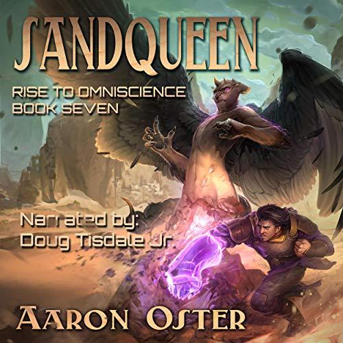 Sandqueen Audiobook By Aaron Oster cover art