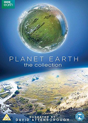 Planet Earth The Collection (7 Dvd) [Edizione: Regno Unito] [Edizione: Regno Unito]