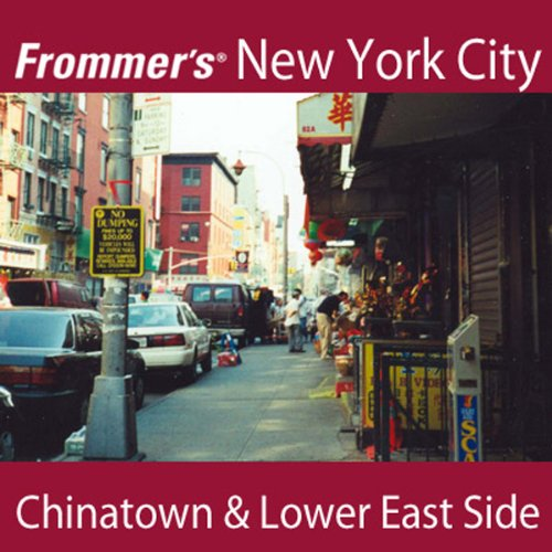 Frommer's New York City cover art