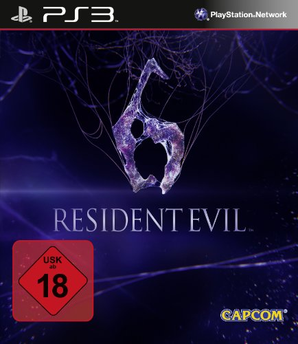 Resident Evil 6 (uncut) - [PlayStation 3]