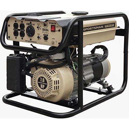 Buffalo Tools GEN4000DF-SS 4000W Dual Fuel Sand Storm Gen -  Sportsman