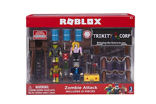 Roblox Juego Zombie Attack
