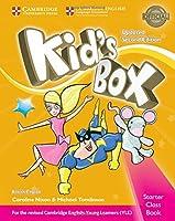 Kid's Box Starter Class Book with CD-ROM British English (Kids Box)