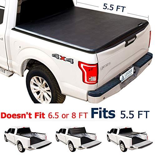Leader Accessories TRI-FOLD 5.5ft Tonneau Truck...