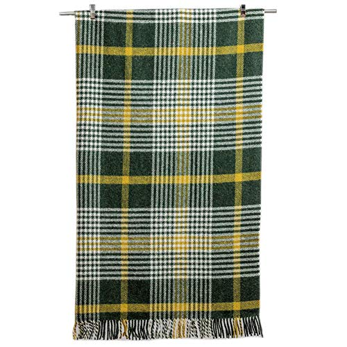 Review Of Michael Collins Wool Throw Blanket