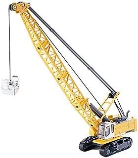 KDW 1/87 Scale Die-Cast Digging Cable Crane Excavator Alloy Construction Equipment Models [並行輸入品]