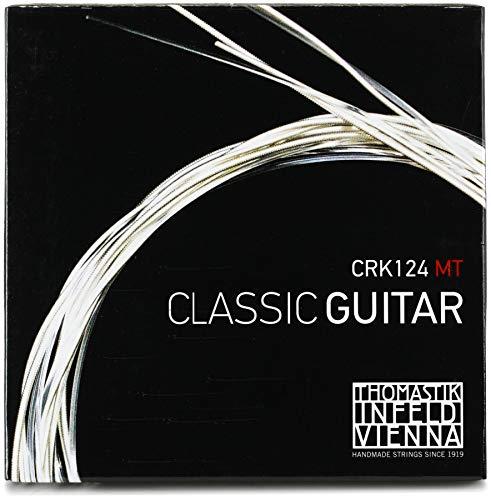 Thomastik Cuerdas para Guitarra Clásica CRK Juego Tensión Media