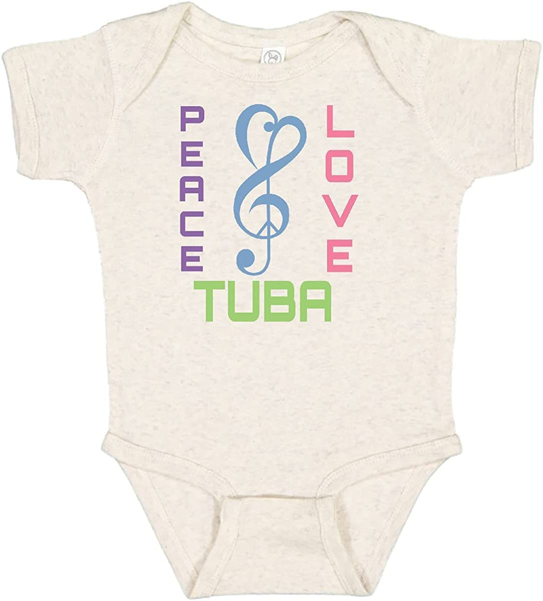 inktastic Tuba Player List price Marching Creeper Gift Band New Free Shipping Infant