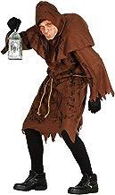Guirca- Disfraz adulto jorobado, Talla 52-54 (84440.0)