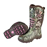 Muck Pursuit Stealth Rubber Insulated Women's Hunting Boots