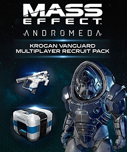 Mass Effect Andromeda - Multiplayer Recruit Pack 2: Krogan Vanguard DLC | PC Download - Origin Code