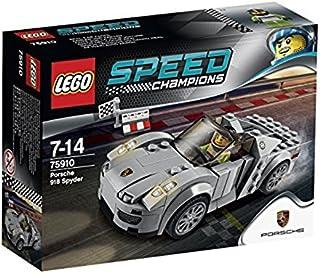 LEGO Speed Champions 75910: Porsche 918 Spyder