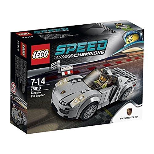 LEGO 75910 - Speed Champions Porsche 918 Spyder