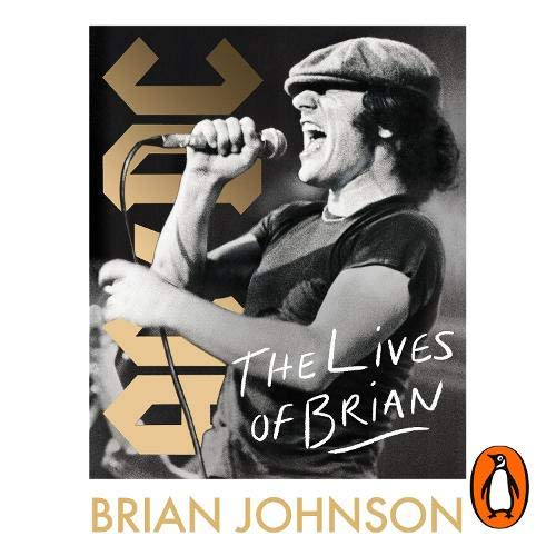 The Lives of Brian cover art
