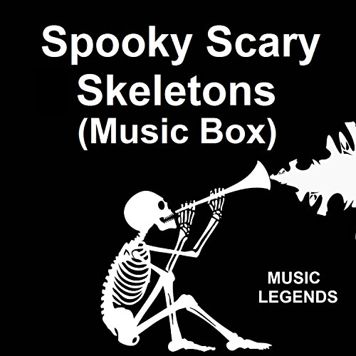 Spooky Scary Skeletons (Music Box)