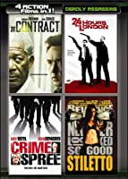 4 MOVIES IN 1! DEADLY ASSASSINS