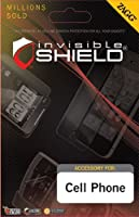 InvisibleShield for Samsung Galaxy S II Epic 4G Touch SPH-D710 (Maximum Coverage) - Skin - Retail Packaging - Clear [並行輸入品]