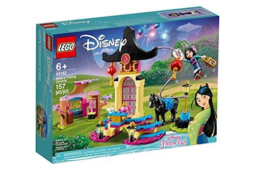 Disney Lego Mulan's Training Grounds Building Set 43182