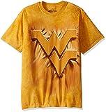 The Mountain mensWest Virginia University Inner Spirit T-Shirt - Gold - S