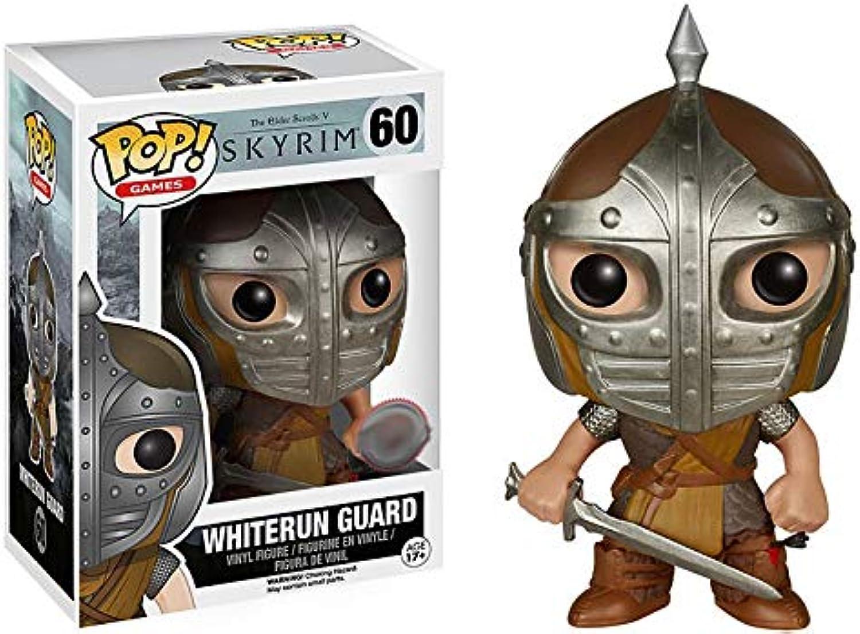 Funko  Figurine Skyrim Elder Scrolls  Whiterun Guard Exclu Pop 10cm  0849803060657