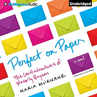Perfect on Paper audiobook cover art