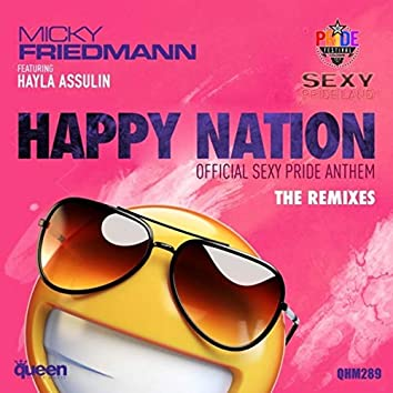 Happy Nation (The Remixes)