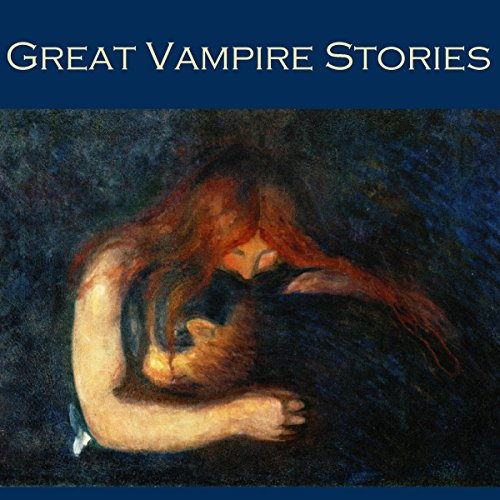 Great Vampire Stories audiobook cover art
