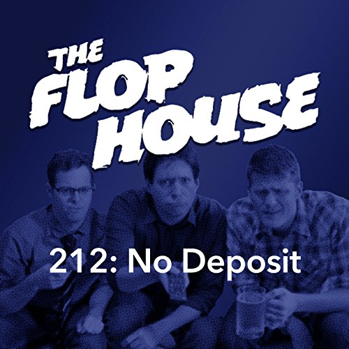212: No Deposit audiobook cover art