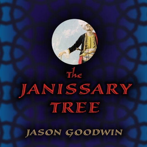 The Janissary Tree audiobook cover art