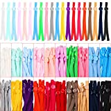 200 Pieces Elastic Cord with Adjustable Buckle Adjustable Earloop Cord Sewing Elastic Strap Elastic Band Cord with Adjustable Buckle for DIY Craft, Adults and Kids (Mixed Colors)