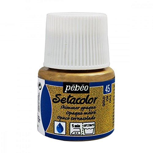 Pebeo Pintura Especial para Tejidos, 45 ml