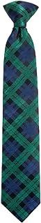 Chaps Boys' Classic Stripe Pre-Tied Clip Tie
