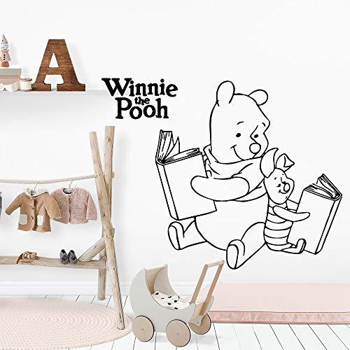 Tianpengyuanshuai beer boek wandtattoo mode behang baby kamer kinderen huishoudtextiel
