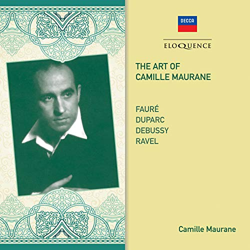 Art of Camille Maurane