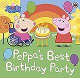 Peppa Pig: Peppa's Best Birthday Party (English Edition)