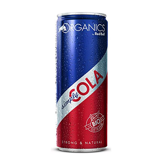 Red Bull - Organics by Red Bull SIMPLY COLA 250ml EINWEG