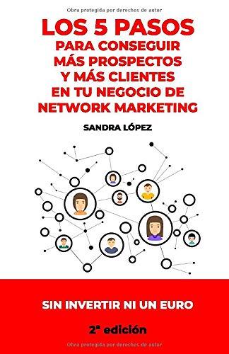 Los 5 pasos para conseguir más prospectos y más clientes en tu negocio de Network Marketing sin invertir ni un euro