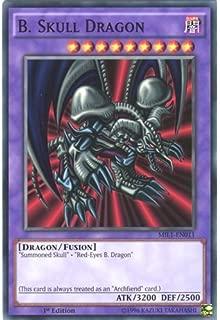 Deckboosters YuGiOh : MIL1-EN011 1st Ed B. Skull Dragon Common Card - ( Millennium Pack)