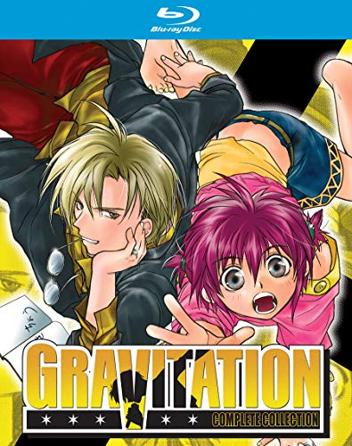 Gravitation - Complete Blu-ray Collection