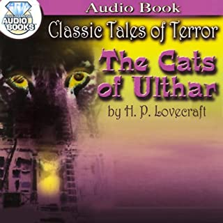The Cats of Ulthar cover art