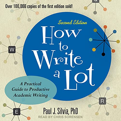 How to Write a Lot (2nd Edition) cover art
