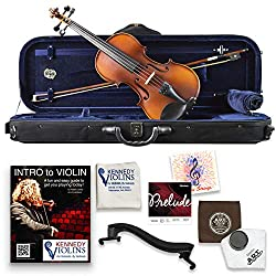 Bunnel Premier Student Violin Outfit - Best Kennedy Violins