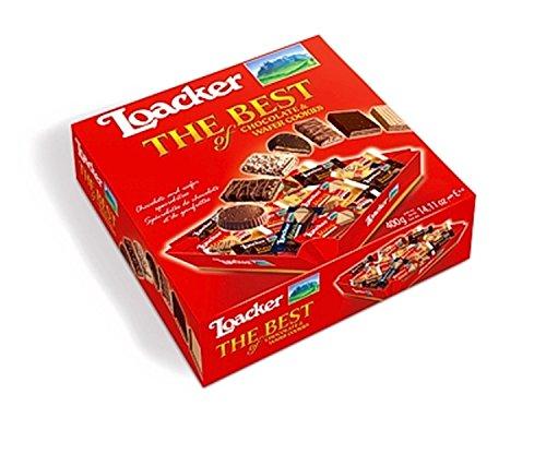 Geschenkpaket The Best Of 400 gr. - Loacker