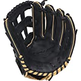 Rawlings  Gamer Gloves with Taper Pro H Web, Left Hand, Black, 12'