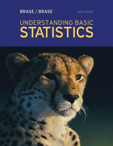Understanding Basic Statistics, 6th Edition
