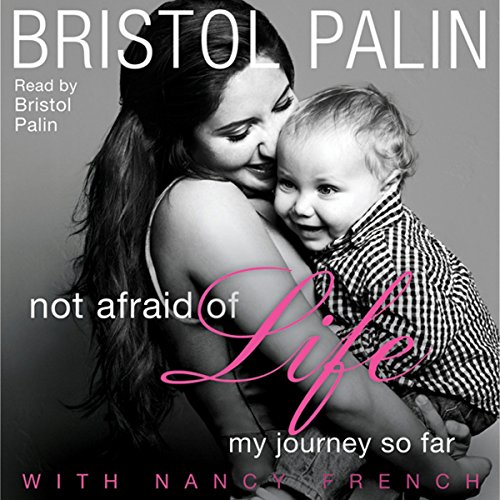 Not Afraid of Life audiobook cover art