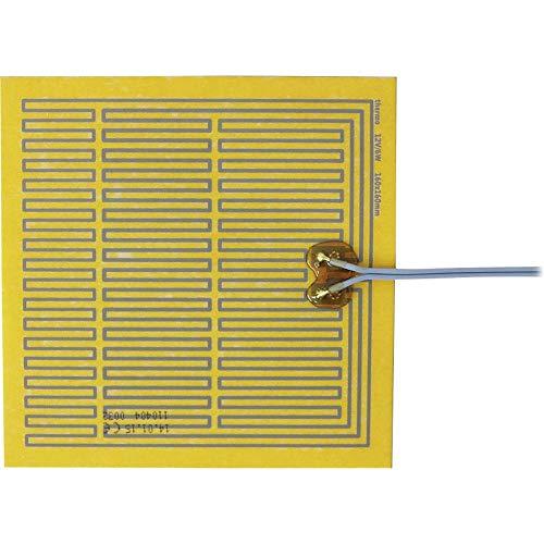 Thermo TECH Polyester-HEIZFOLIE 12V 6W 160X160MM