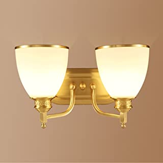 MX Light Fixture Wall Lights American Corridor Aisle Resin Can Be Adjusted up and Down The Wall Lamp (Size : Double Head)