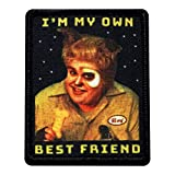 Barf Mog Spaceballs Best Friend Halloween Cosplay Costume Patch (3 inch Iron on sew on-BAR3)