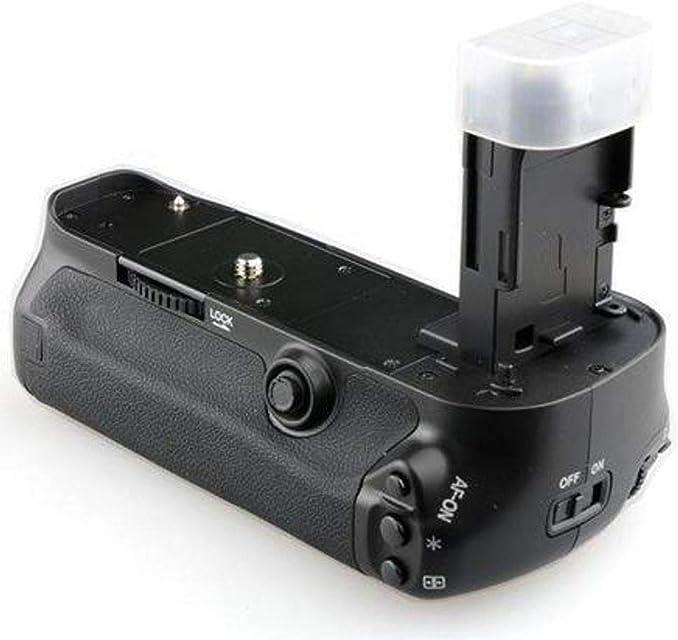 Mcoplus - Empuñadura multifuncional de batería para Eos 5D Mark III